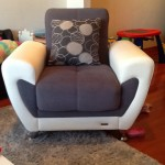 Armchair-Union-City-Upholstery-cleaning